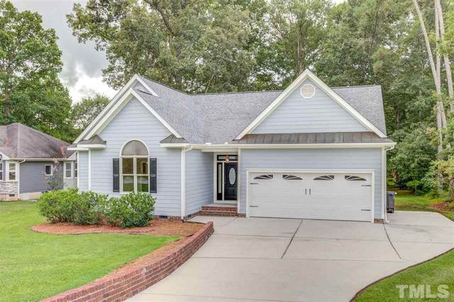 28 Springmoor Drive, Angier, NC 27501 (#2336459) :: Masha Halpern Boutique Real Estate Group