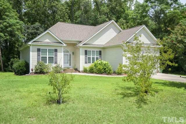 111 Riverstone Drive, Fuquay Varina, NC 27526 (#2336461) :: Realty World Signature Properties