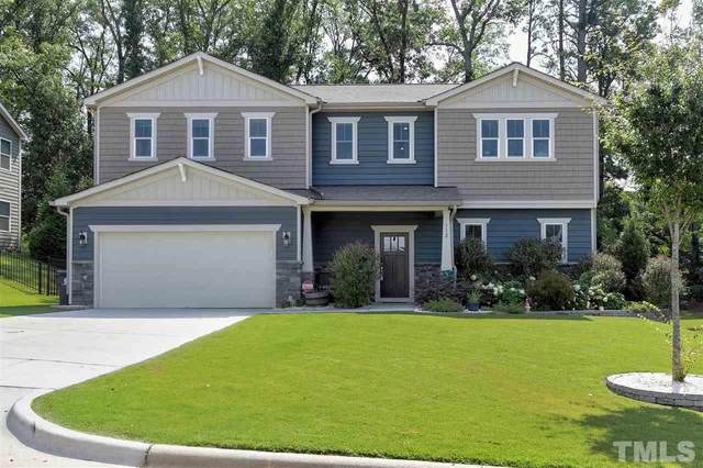 112 Grandfather Court, Holly Springs, NC 27540 (#2336489) :: Dogwood Properties