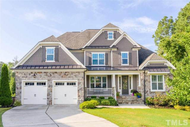 100 Springtime Fields Lane, Wake Forest, NC 27587 (#2336519) :: The Rodney Carroll Team with Hometowne Realty