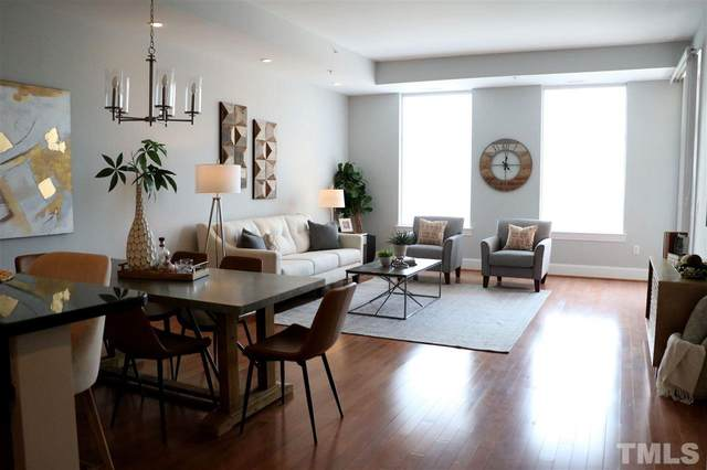 400 W North Street #702, Raleigh, NC 27603 (#2336602) :: The Perry Group