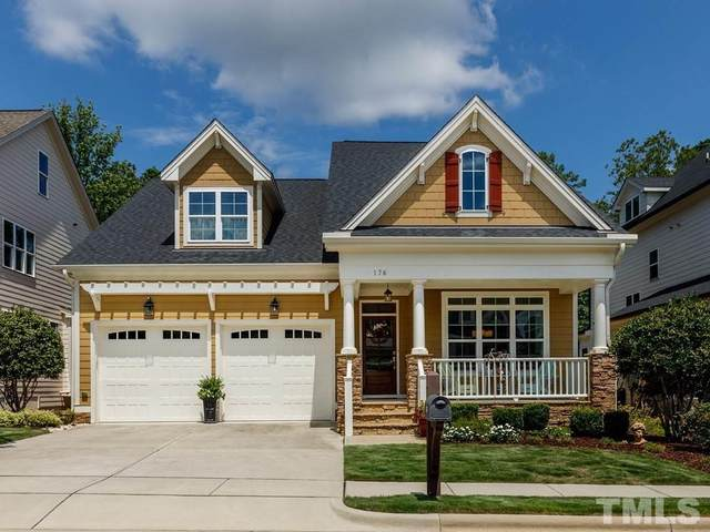 176 Old Piedmont Circle, Chapel Hill, NC 27516 (#2336620) :: Real Estate By Design