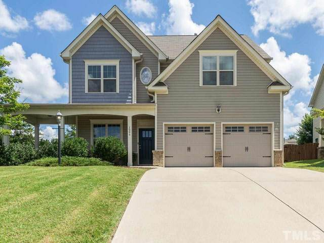 1006 Shane Creek Court, Knightdale, NC 27545 (#2336669) :: Marti Hampton Team brokered by eXp Realty