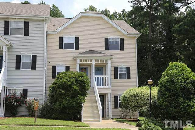 120 Schultz Street 37 B, Chapel Hill, NC 27514 (MLS #2336674) :: The Oceanaire Realty