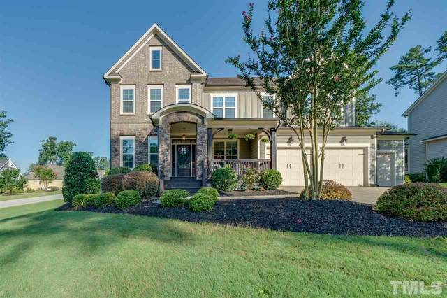 4636 Brighton Ridge Drive, Apex, NC 27539 (#2336704) :: The Perry Group