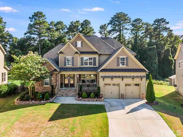209 Traditions Garden Lane, Wake Forest, NC 27587 (#2336719) :: Marti Hampton Team brokered by eXp Realty