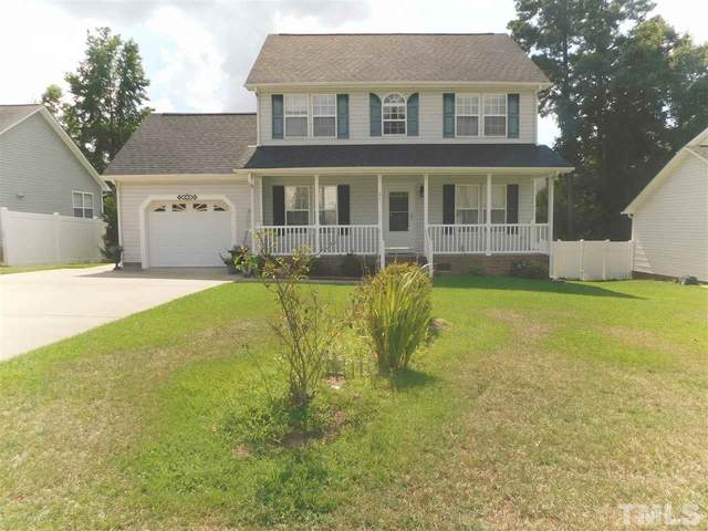 215 Spinel Lane, Knightdale, NC 27545 (#2336764) :: Dogwood Properties