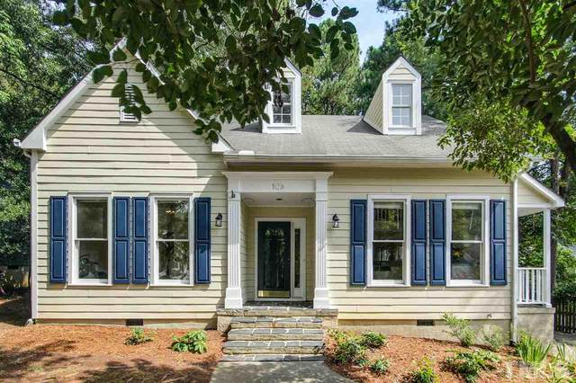 105 Oxford Hills Drive, Chapel Hill, NC 27514 (#2336808) :: Classic Carolina Realty