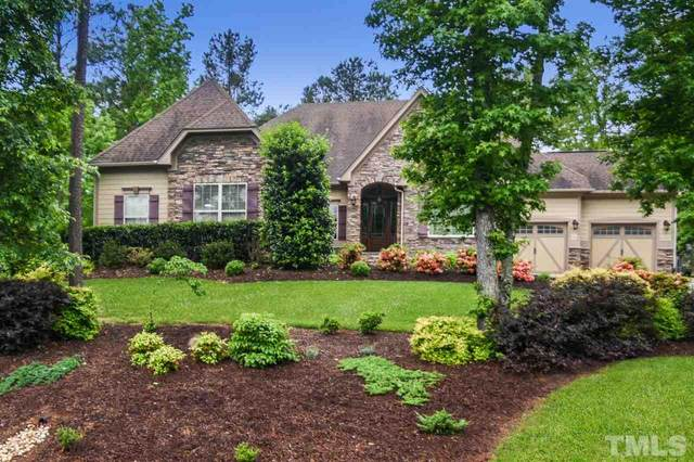 7317 Incline Drive, Wake Forest, NC 27587 (#2336835) :: Realty World Signature Properties