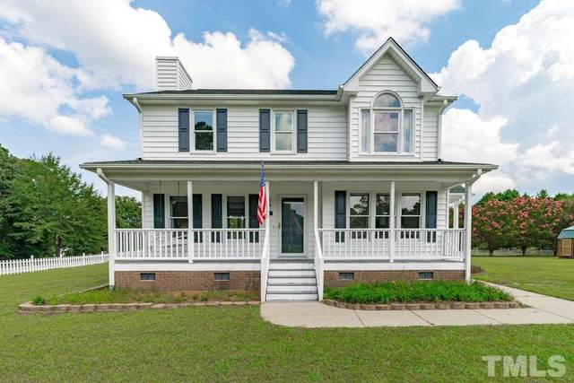 118 Autumn Woods Lane, Willow Spring(s), NC 27592 (#2336839) :: Triangle Just Listed