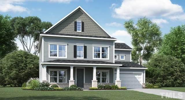 125 Cassada Court, Holly Springs, NC 27540 (#2336854) :: Classic Carolina Realty