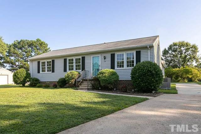 106 Julie Ann Court, Wake Forest, NC 27587 (#2336867) :: Realty World Signature Properties
