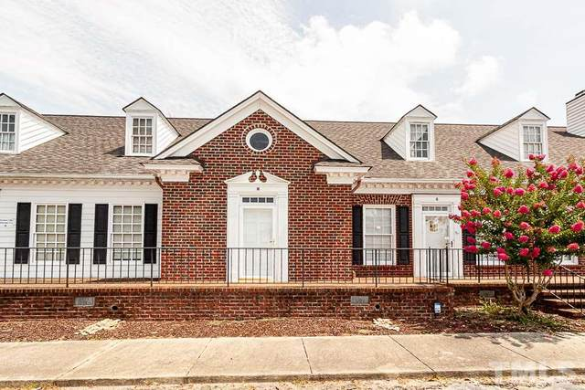 120 N Franklin Drive H, Rocky Mount, NC 27804 (#2336869) :: RE/MAX Real Estate Service