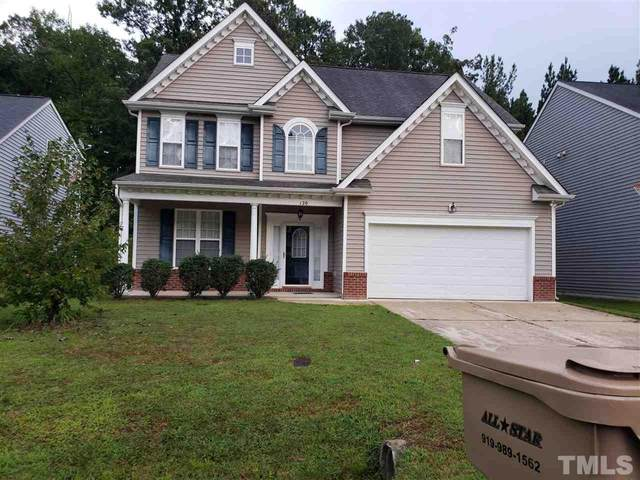 120 Pearson Place, Clayton, NC 27527 (#2336881) :: The Rodney Carroll Team with Hometowne Realty