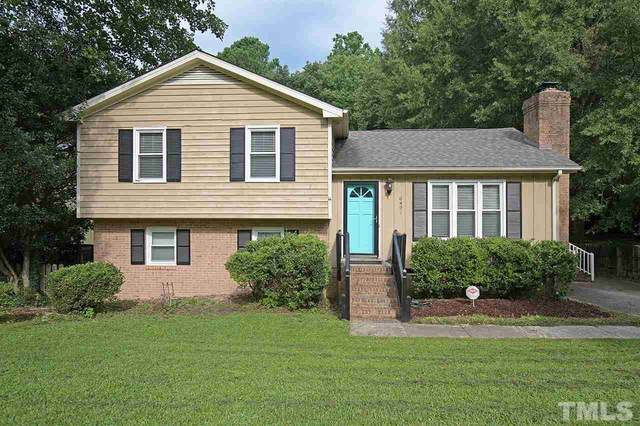 6421 Battleford Drive, Raleigh, NC 27613 (#2336957) :: Team Ruby Henderson