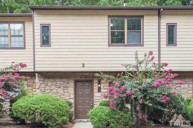 3622 Colchester Street #3, Durham, NC 27703 (#2336994) :: Marti Hampton Team brokered by eXp Realty