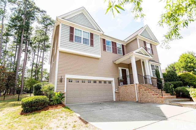 5 Reflection Way, Durham, NC 27713 (#2336995) :: Spotlight Realty