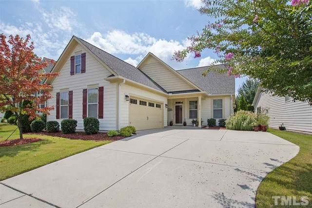 158 Bailywick Drive, Clayton, NC 27527 (#2337003) :: Raleigh Cary Realty
