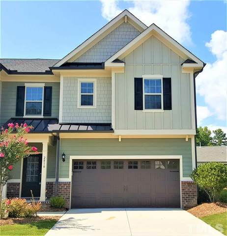 2810 Crowders Ridge Lane, Apex, NC 27502 (#2337009) :: Triangle Just Listed