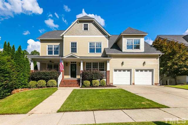 506 Frontgate Drive, Cary, NC 27519 (#2337018) :: Dogwood Properties