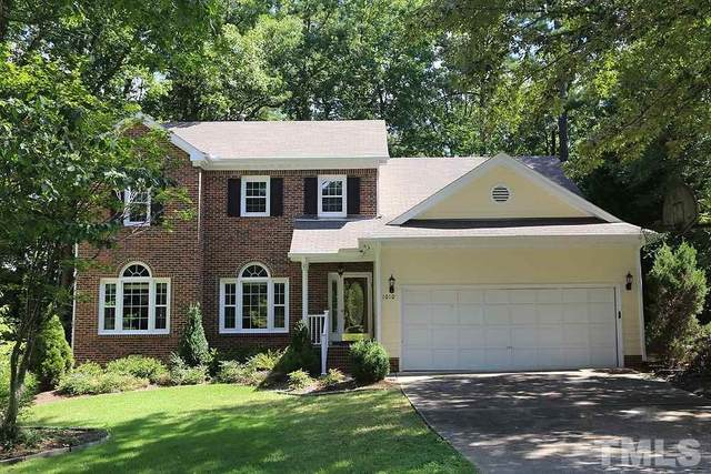 1010 Camberley Drive, Apex, NC 27502 (#2337019) :: The Jim Allen Group