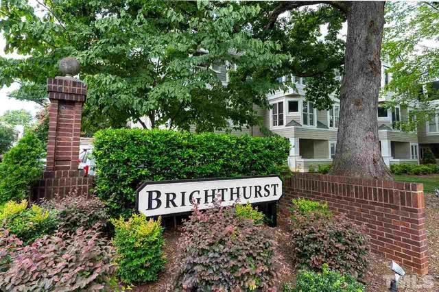 1021 Brighthurst Drive #208, Raleigh, NC 27605 (#2337026) :: Classic Carolina Realty