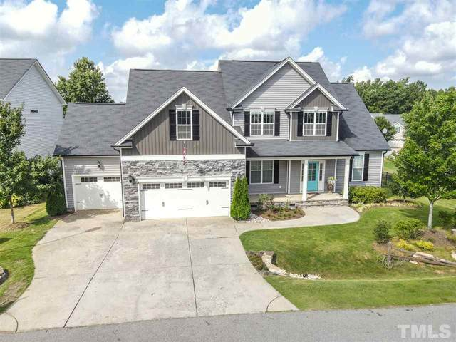 6300 Faucon Court, Holly Springs, NC 27540 (#2337029) :: The Perry Group