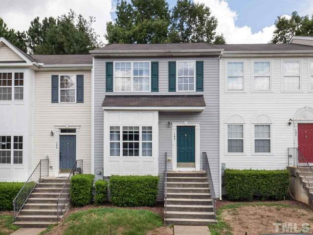 2820 Barrymore Street #103, Raleigh, NC 27606 (#2337042) :: Classic Carolina Realty