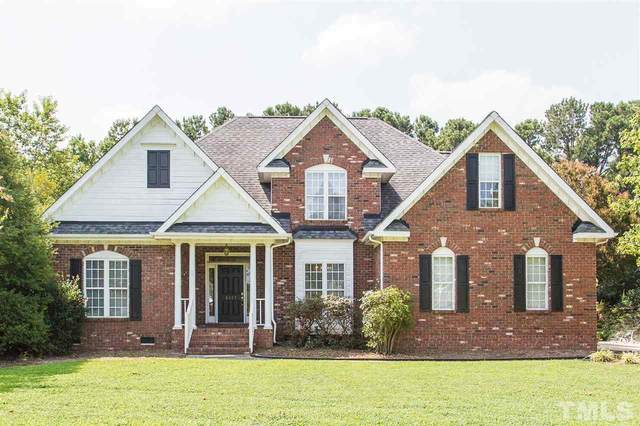 3337 Oaklyn Springs Drive, Raleigh, NC 27606 (#2337084) :: Classic Carolina Realty