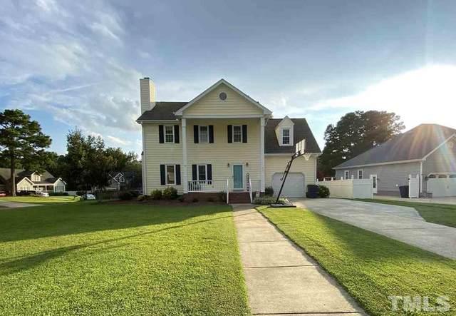 63 Brookwood Drive, Smithfield, NC 27577 (#2337088) :: Marti Hampton Team brokered by eXp Realty