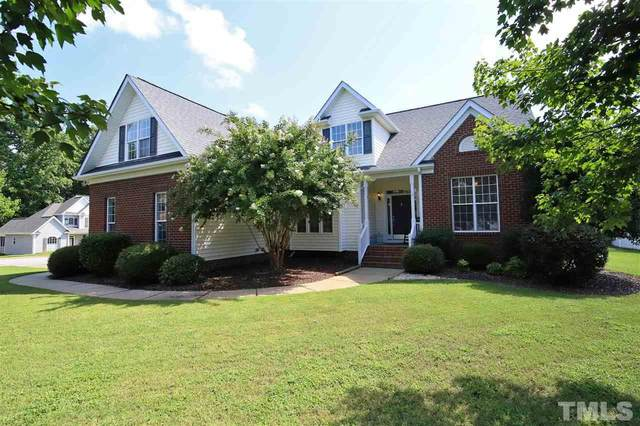 152 Mill Creek Drive, Clayton, NC 27527 (#2337122) :: The Jim Allen Group