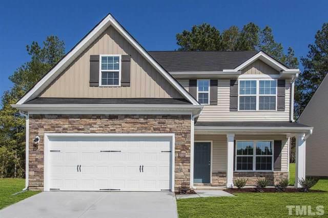 801 Frosty Way, Zebulon, NC 27597 (#2337123) :: Realty World Signature Properties