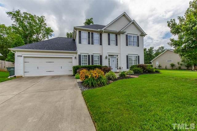 2708 Pepperstone Drive, Graham, NC 27253 (#2337135) :: The Perry Group