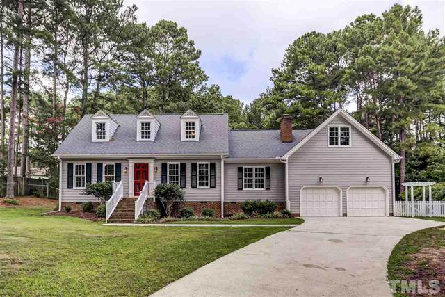 11033 Coachmans Way, Raleigh, NC 27614 (#2337153) :: Raleigh Cary Realty