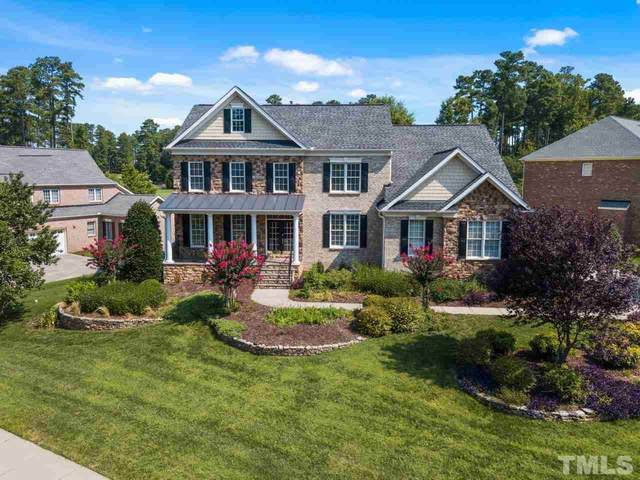 10560 Clubmont Lane, Raleigh, NC 27617 (#2337154) :: Classic Carolina Realty
