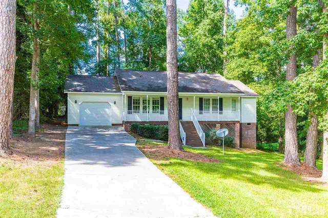 416 Cloverdale Drive, Clayton, NC 27520 (#2337158) :: The Beth Hines Team