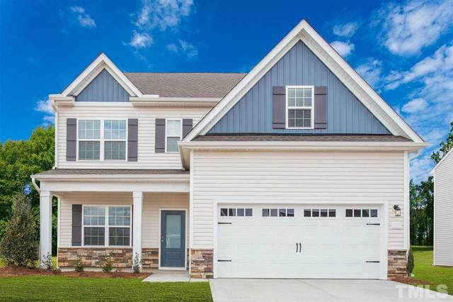 125 Legacy Drive, Youngsville, NC 27596 (#2337176) :: The Perry Group