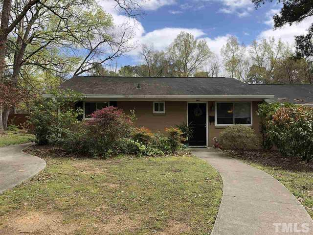 105 Sue Ann Court A, Carrboro, NC 27510 (#2337190) :: Classic Carolina Realty