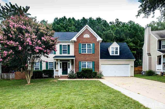 105 Malmedy Drive, Holly Springs, NC 27540 (#2337197) :: Realty World Signature Properties