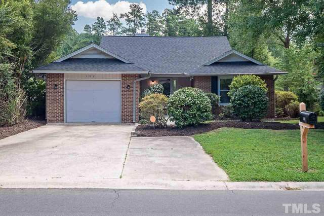 102 Lakeshore Drive, Durham, NC 27713 (MLS #2337275) :: The Oceanaire Realty