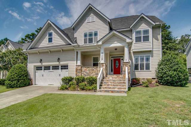 7115 Montibillo Parkway, Durham, NC 27713 (MLS #2337279) :: The Oceanaire Realty