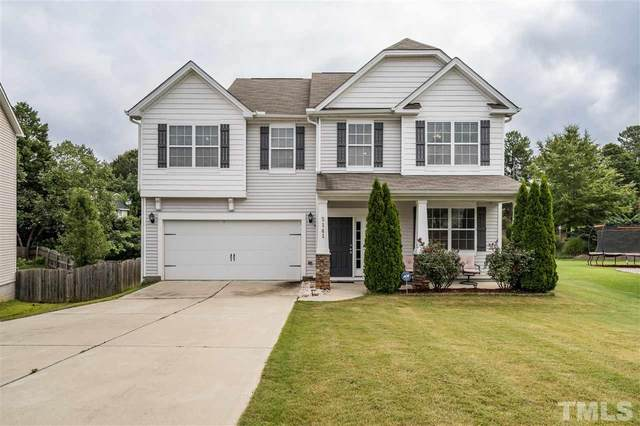 5141 Heather Ridge Lane, Raleigh, NC 27610 (#2337313) :: The Rodney Carroll Team with Hometowne Realty