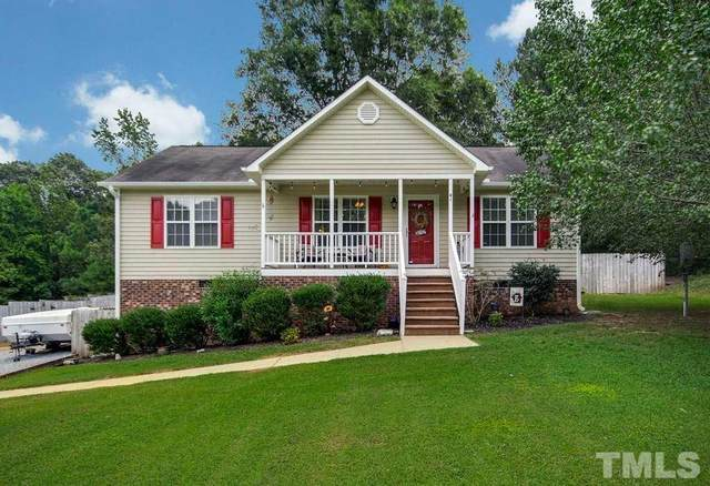 41 Sommerset Drive, Clayton, NC 27520 (#2337318) :: RE/MAX Real Estate Service