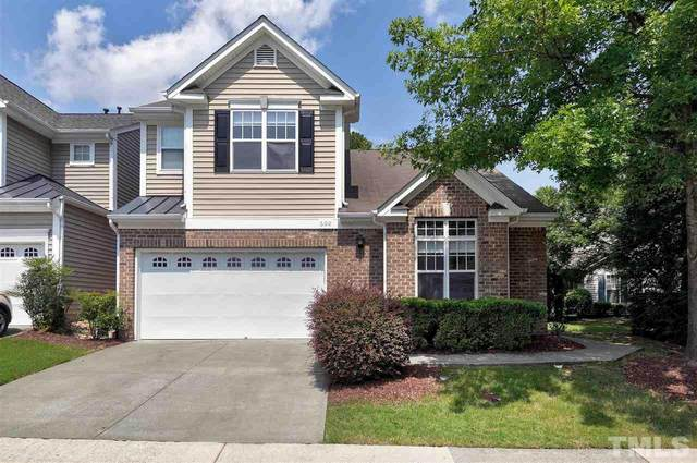 600 Courthouse Drive, Morrisville, NC 27560 (#2337323) :: Realty World Signature Properties