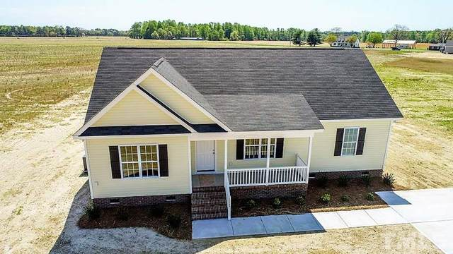 8153 Haw Branch Road, Bailey, NC 27807 (#2337350) :: Triangle Just Listed