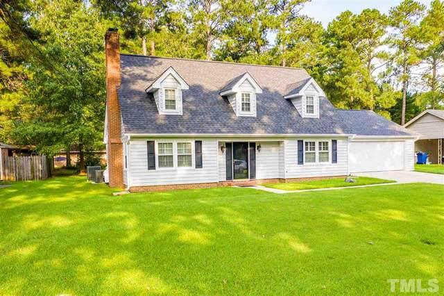 216 Longview Drive, Smithfield, NC 27577 (#2337380) :: Dogwood Properties