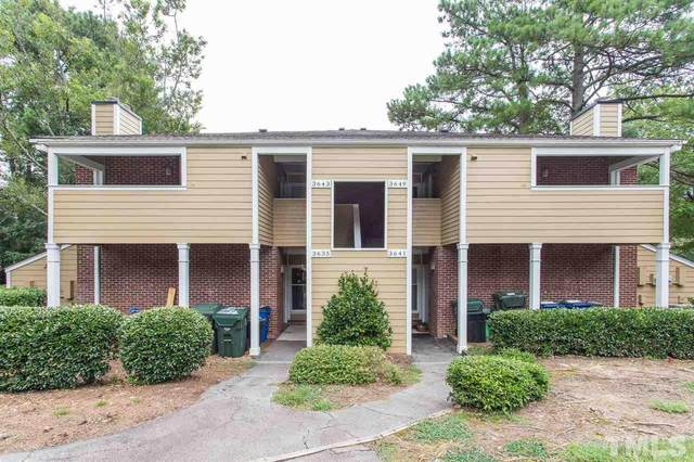 3649 Mill Run #15, Raleigh, NC 27612 (#2337413) :: The Perry Group