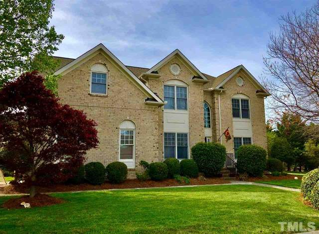 701 Preston Village Way, Cary, NC 27519 (#2337430) :: Spotlight Realty