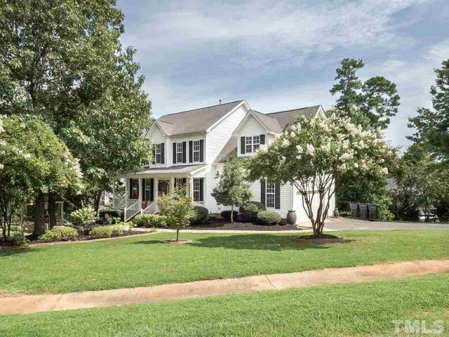 105 Triple Crown Trail, Holly Springs, NC 27540 (#2337464) :: The Perry Group