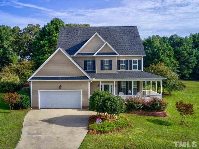 7601 Eagle Chase Drive, Willow Spring(s), NC 27592 (#2337466) :: The Rodney Carroll Team with Hometowne Realty
